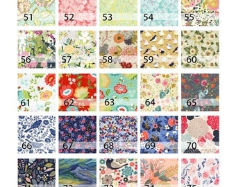 Mama Bleu Designs Fabric Charts of Various Florals and Geometric Pattern Choices for Bags, Not for Sale, FOR REFERENCE ONLY June 2017