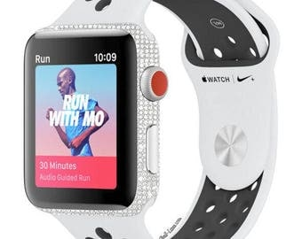 Apple Watch Nike Series 3 (White)