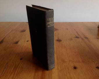 Antique 1899 book The Last of the Mohicans J Fenimore Cooper Lovell Bros & Co