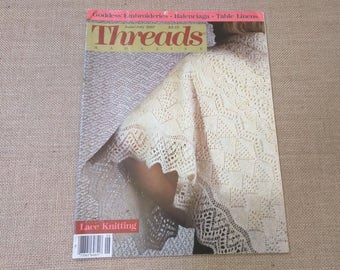 Threads Magazine June July 1987 Back Issue Number 11