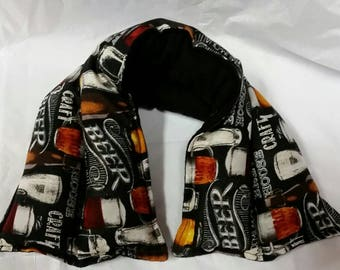 Hot/ Cold Herbal Therapy Neck, Knee and Ankle Wrap Beer