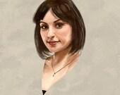 Sasha Grey Art Print...