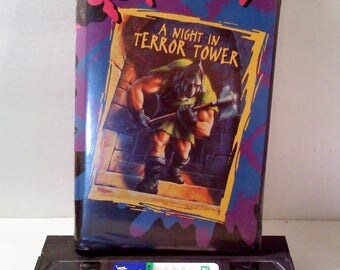 Goosebumps VHS- A Night in Terror Tower