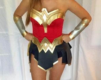 Gal Gadot Wonder Woman costume. Custom made.