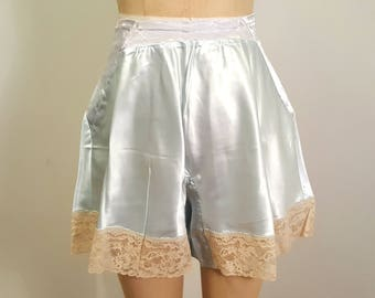 Vintage 1940s Tap Pants Panties With Tag Fluid Form Cadoux Stunning Like New Size 28