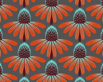 ON SALE**PREORDER Floral Retrospective Anna Maria Horner Berry Echinacea