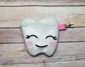 Cute Tooth Bag