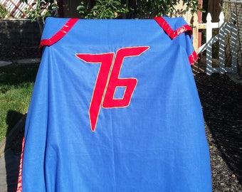 Soldier76 Overwatch fleece blanket