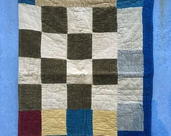 Small Quilt, Pet Quilt, Dog Quilt, Cat Quilt