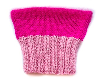 One of a Kind Pink Pussy Hat