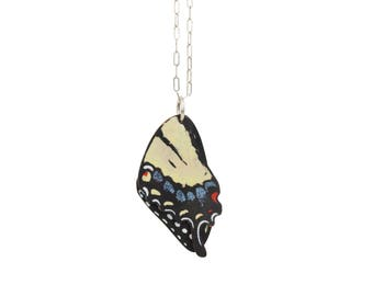 Butterfly Tag | Yellow Swallowtail