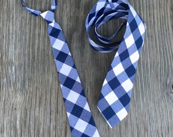 boys navy bow tie, navy gingham bow tie, mens navy neck ties, boys navy blue bow tie, navy wedding, father son matching shirts