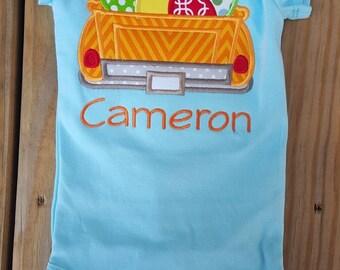 Easter Truck Shirt