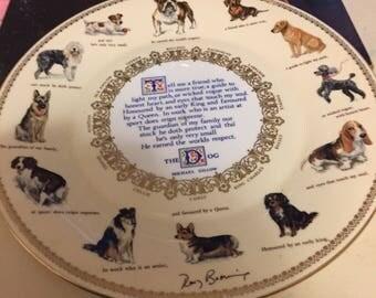 Aynsley The Dog fine china