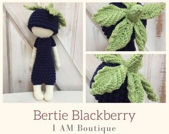 Bertie Blackberry