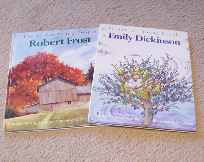 comparison of robert frost and emily Emily dickinson vs robert frost darkness is usually associated with fear or the unknown as children, we are emily dickinson comparison of poems.