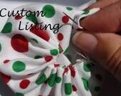 Custom Listing for Jane