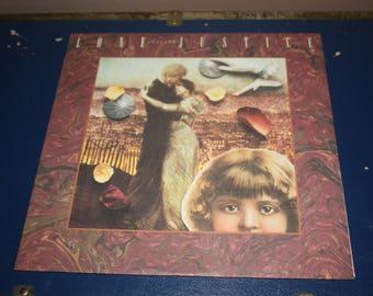 Vintage 1980s (1986) Vinyl Record Lone Justice - Shelter LP / Full Length Album