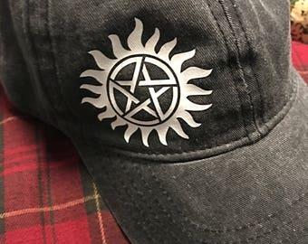 Supernatural Anti Possession Hat