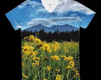 Peaks V Neck Shirt