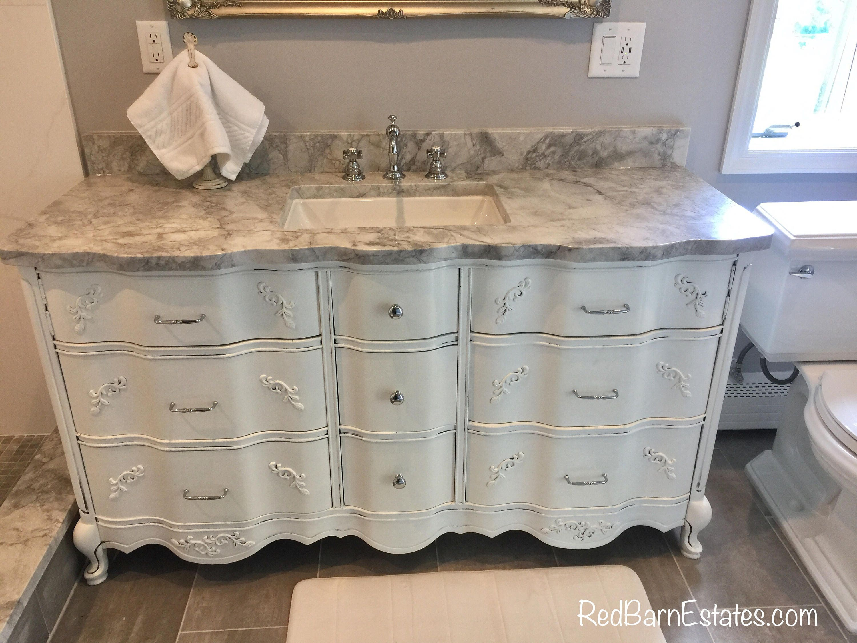 Bathroom Vanity For Double Or Single Sink We Custom