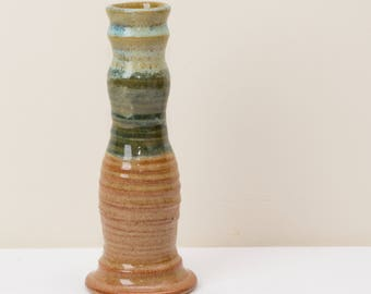 Hand Thrown Candle Stick