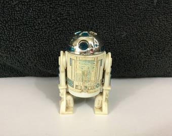 Vintage 1977 Star Wars R2-D2 Sensorscope Figure