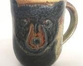 Black Bear in Summer Mug
