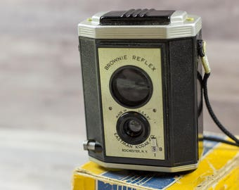 Vintage Kodak Brownie Reflex Camera