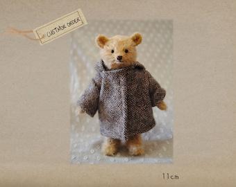 Henry,miniature teddy bear by Little Bear