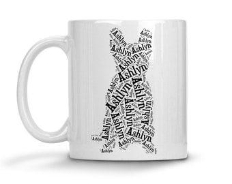French Bulldog Custom Name Dog Mug Personalized Dog Lover Gift Idea Frenchie Mom French Bulldog Dad Mug Gift Pet Memorial Pet Loss Gifts