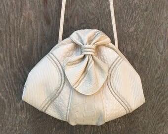 Vintage Tan Shoulder Bag