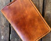 Leather travel wallet, travel wallet, passport holder, leather wallet case, leather document wallet, engraved passport wallet, card holder