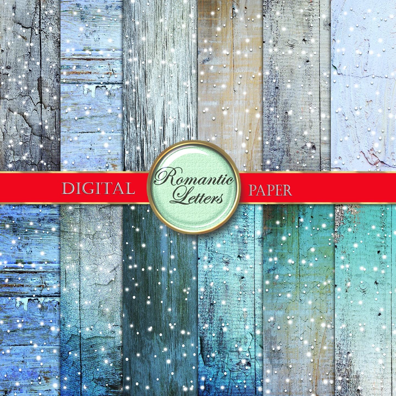weihnachten schnee papier digital weihnachten scrapbook papier. Black Bedroom Furniture Sets. Home Design Ideas