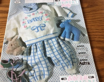 Patons - SWEET COUNTRY BABY - Knitting Patterns