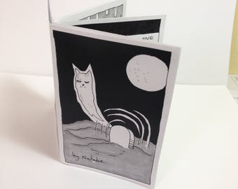 Ghost Cat Zine