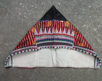 Yemeni Head Covering Hand Embroidered