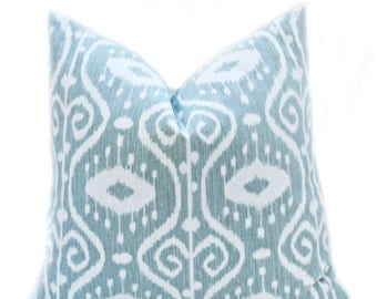 15% Off Sale BLUE Pillow Decorative Pillow Covers 16x16 - Pillows- Accent Pillow - Pillow covers for couch -Home Decor Blue pillow