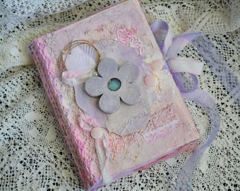 Mixed Media Journal, Altered Book