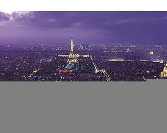 James Blakeway-Paris, France-1994 Poster