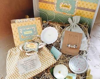 Grateful {Bride} Box {T&T Bora Bora necklace}