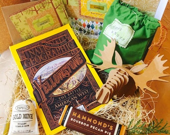 Adventurous {Summer} Box {moose + chocolate}