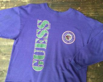 Guess Jeans 1989 Sweatshirt