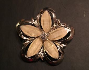 Vintage Flower Pin