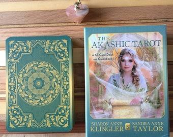 3 Card Tarot Reading, The Akashic Tarot