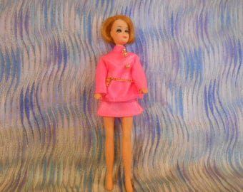 RESERVED 1970 Topper Doll-Side Part
