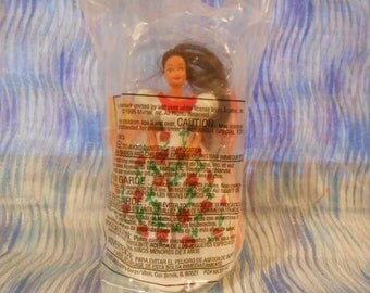 1995 McDonald Mexican Barbie-Happy Meal Toy-Sealed