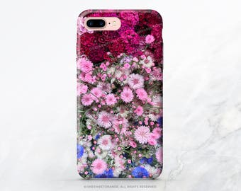 iPhone 7 Case Summer Floral iPhone 7 Plus iPhone 6s Case iPhone SE Case iPhone 6 Case iPhone 5S Case Galaxy S8 Plus Case Galaxy S8 Case T87