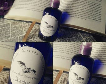 Dhampir - Country Gothic Vegan Perfume Collection - Vampire Gothic Goth - All Natural Handmade