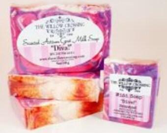 Diva Artisan Bar Soap